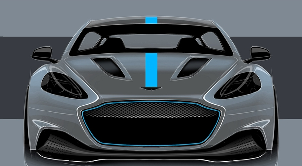 Will RapideE be James Bond's new electric ride?