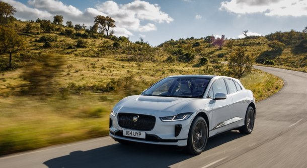 With I-pace sale going through the roof, CEO for more EV's