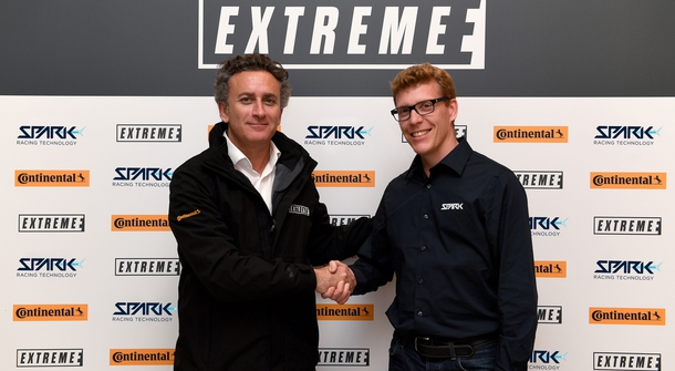 Spark Racing technology is teaming up with Extreme E