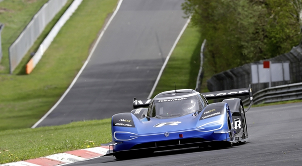 Video: Volkswagen I.D. R has started it final stage of preparations for the record