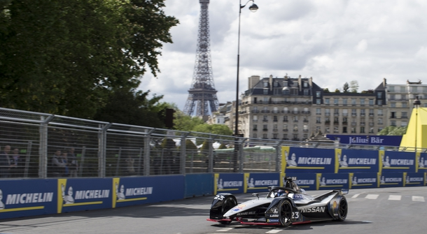 Robin Frijns is the eight winner of this season's Formula-E Championship
