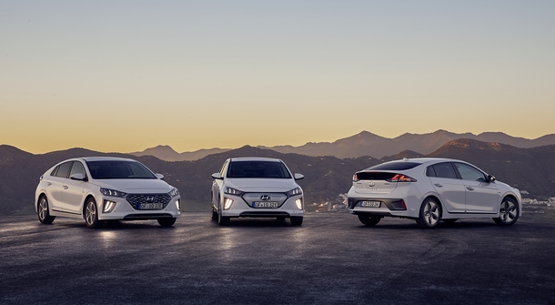 Hyundai Ioniq is going to cross longer distances