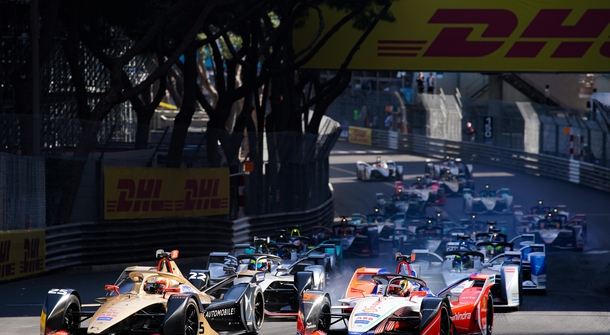 Monaco rulette into the hands of Jean Eric Vergne