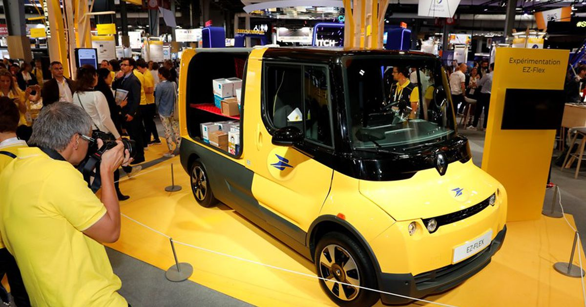 Renault and La Poste new partners in development of EV delivery vehicles