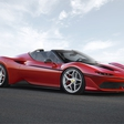Here is the first glance of the new Ferrari supercar