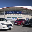 Nissan to supply cars for Champions league's finale