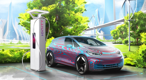 Volkswagen to set up 36.000 electric car chargers over Europe