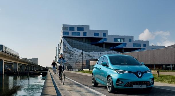 Renault has updated ZOE