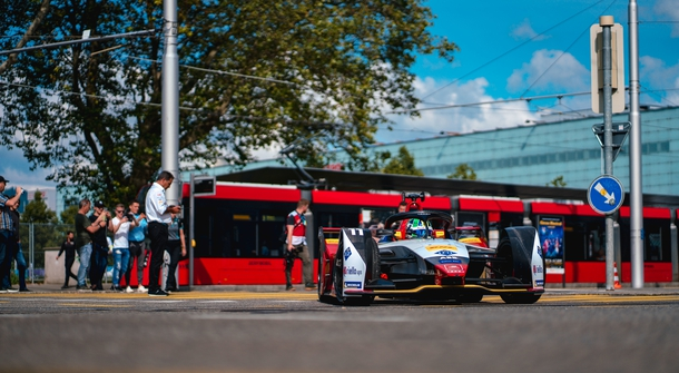 Formula E: Vergne victorious second to last weekend