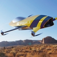 Airspeed  octacopter to present itself at Goodwood this weekend