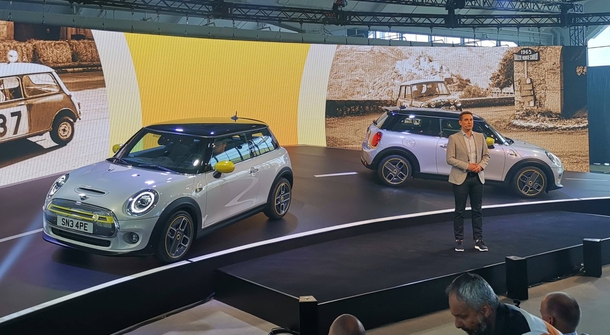 Mini has at last stepped into the field of EV cars