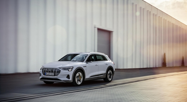 Audi e-tron to get cheaper e-tron 50 version