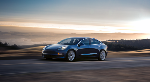 New Teslas are having problems with peeling paint and even rust