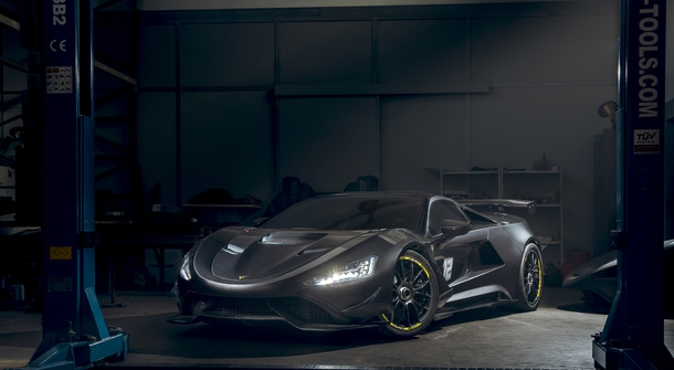 Slovenian hybrid supercar to be a part of Salon Privé