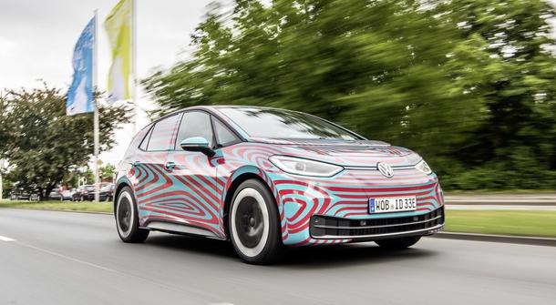 Confirmed: Volkswagen ID.3 is comming to IAA