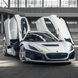 Rimac crashed its two-million euros worth concept car