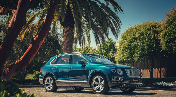 World's first premium plug-in SUV (according to Bentley) is now available on the market