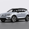 Volvo XC40 P8 does not bring (just) an electric powertrain