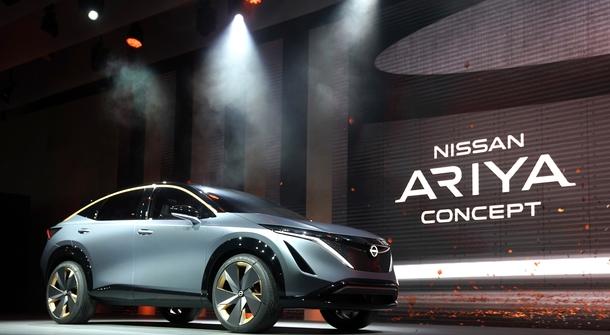 Nissan Qashqai is getting electric sister