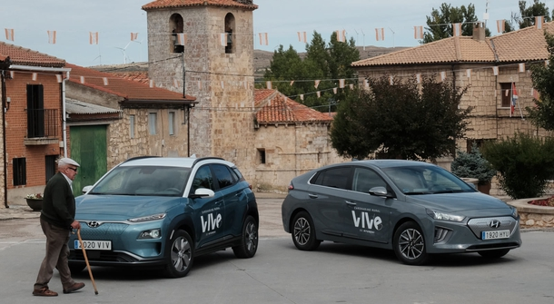 Hyundai determined to keep the cleanest town in Spain clean!
