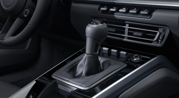 EV's overselling cars with manual transmissions