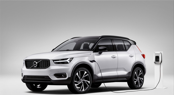 Buy Volvo, get one year of electricity*