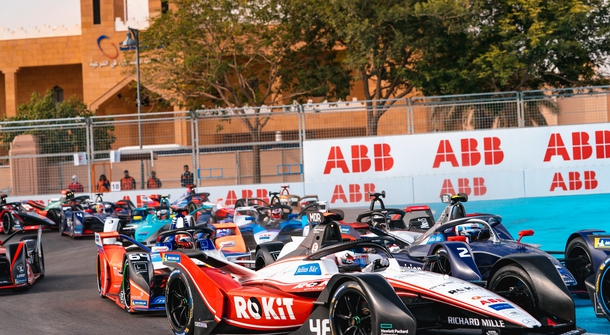 Formula E will become equal to Formula 1