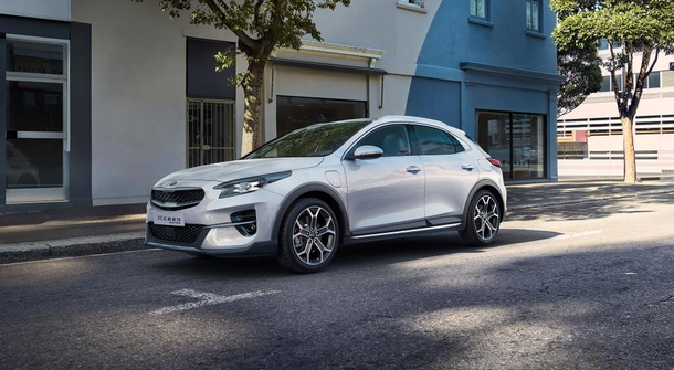 Kia preparing some new hybrids