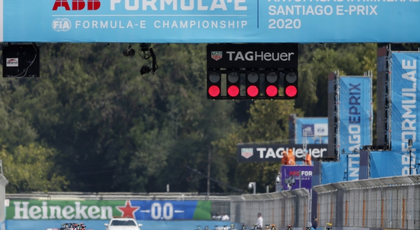 Formula e: BMW's Maximilian Gunter to conquer Chile