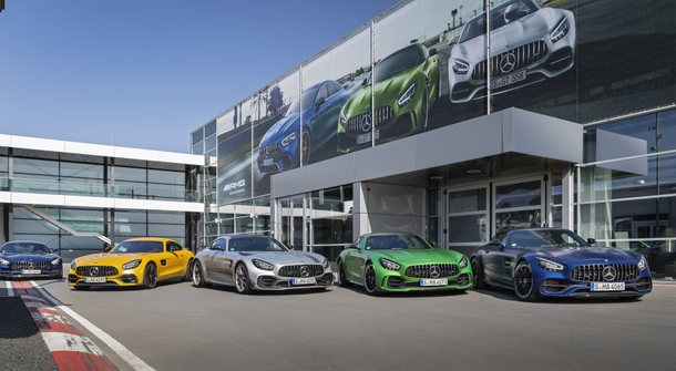 AMG aiming towards hybridization