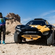 Video: How Ken Block faced Dakar for the first time - in an electric car