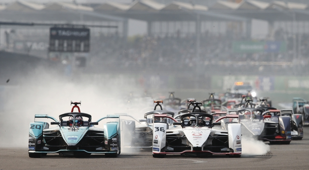 Formula E: Evans dominated Mexico